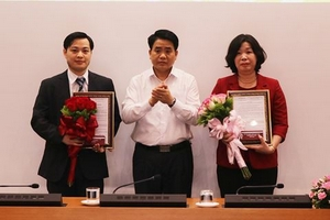 Con trai nguyên Chủ tịch TP Hà Nội nhận nhiệm vụ PGĐ Sở KHCN Hà Nội