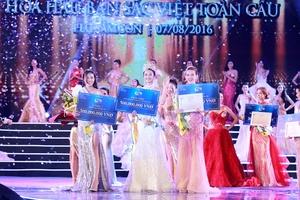 Tập đoàn FLC tổ chức Hoa hậu Bản sắc Việt toàn cầu 2018 lần 2