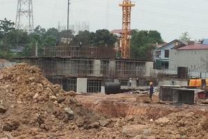 Bất động sản 11/6: Nhiều công trình, dự án lớn vi phạm ở Thái Nguyên; nhà sai phép tồn tại giữa trung tâm Hà Nội