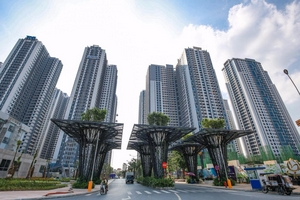 Gần 4.000 căn hộ TNR Goldmark city được bán ra trong vòng 3 năm