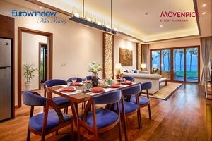 Mövenpick Resort Cam Ranh xuất sắc giành danh hiệu Best Luxury Beachfront Resort Development