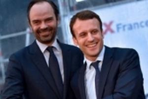 Pháp có thủ tướng mới, trẻ như tổng thống