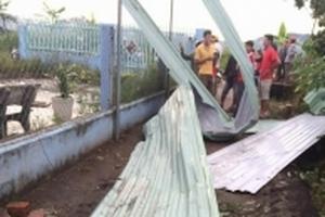Kon Tum: Nổ lớn tại nhà dân, nghi bị ném mìn