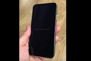 Thiết kế iPhone 8 lộ diện qua video ngắn