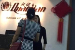 Giật mình lót giày 4,6 triệu đồng tại công ty đa cấp Trung Quốc