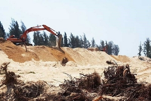 Đại biểu Quốc hội bức xúc chuyện phá rừng