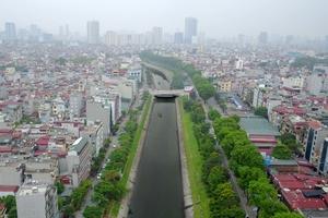 Những 'dòng sông chết' tại Hà Nội sắp được hồi sinh