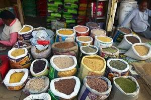 Ấn Độ nâng giá thu mua tối thiểu để cứu nông sản