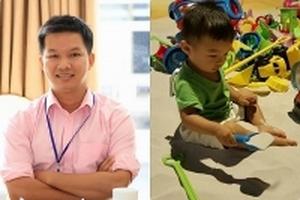 Bố kĩ sư xây dựng dạy con kỉ luật từ 0 tháng tuổi