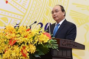 Việt Nam phấn đấu đạt tốc độ tăng trưởng GDP từ 6,4 - 6,8% trong năm 2018