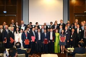 Thủ tướng chứng kiến DN Việt, Đức trao 28 văn bản hợp tác trị giá 1,5 tỷ euro