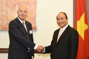 BMW muốn xây dựng nhà máy sản xuất ô tô tại Việt Nam