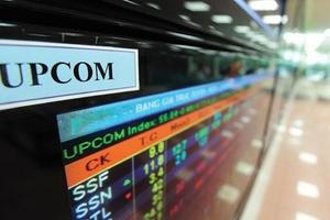6 cổ phiếu bị tạm dừng giao dịch 3 ngày trên UPCoM