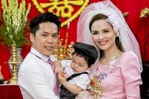 Hoa hậu Diễm Hương: 'Trong thời gian trầm cảm thì đừng nói chuyện với chồng'