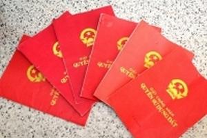 Điều tra bổ sung vụ làm giả 32 sổ đỏ lừa vay hơn 80 tỉ đồng