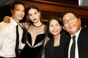 Hồ Ngọc Hà tình tứ với Kim Lý ở Thái Lan giữa tin đồn hẹn hò