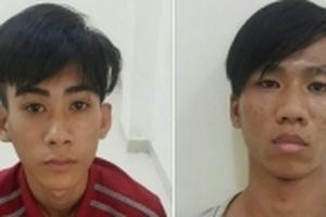 Bắt cặp đôi 'tuổi teen' trộm xe máy ở khu nhà trọ