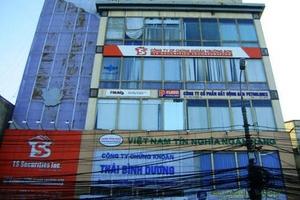 Chứng khoán Trường Sơn: Lập 1.558 xác nhận giao dịch khống, vay tiền ngân hàng