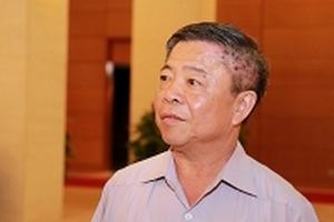 Xoá tư cách nguyên Chủ tịch tỉnh Hà Tĩnh Võ Kim Cự
