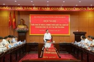 Kiểm tra các vụ án tham nhũng nghiêm trọng tại Thái Bình