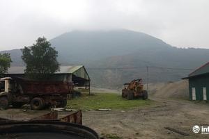 Hà Tĩnh: Đóng cửa hàng loạt mỏ khoảng sản
