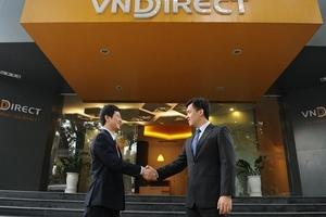Thị giá tăng 84% kể từ tháng 3, VNDirect tính bán 6 triệu cổ phiếu quỹ
