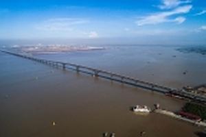 Cầu vượt biển dài nhất Đông Nam Á chính thức được thông xe sáng 2/9