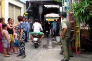 Thanh niên đâm hai vợ chồng thương vong trong đám giỗ