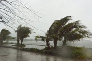 Dự báo thời tiết ngày 14/9: Ảnh hưởng bão số 10, miền Trung có mưa rất to, nguy cơ có tố, lốc