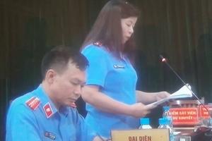 [Live] Xét xử Hà Văn Thắm sáng 14/9: Đề nghị tử hình Nguyễn Xuân Sơn