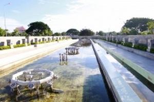 Tiếc nuối công viên biển hàng chục tỷ xuống cấp trầm trọng ở Ninh Thuận