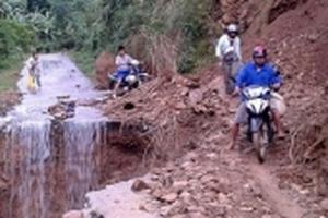 Dự báo thời tiết sau bão số 10, cảnh báo lũ, lũ quét và sạt lở đất ở các tỉnh miền núi