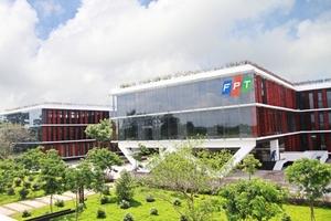 Lãi sau thuế 8 tháng của FPT gần 1.700 tỷ đồng, tăng 15%