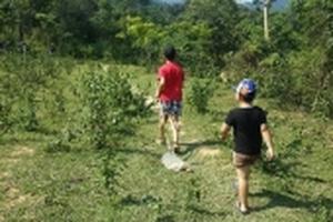 Mẹ share: Trạm Đa dạng sinh học Mê Linh 'chỗ chơi hay, trải nghiệm thú vị' cho trẻ nhỏ
