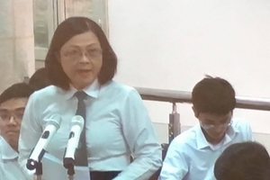 [Live] Xét xử Hà Văn Thắm sáng 19/9: Luật sư cho rằng các chứng cứ buộc tội các bị cáo của VKS là không đủ khách quan