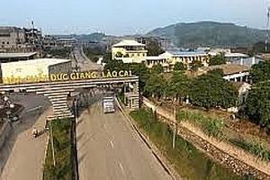 Lào Cai dời xử phạt đóng cửa nhà máy Hóa chất Đức Giang Lào Cai