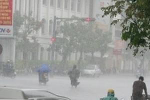 Dự báo thời tiết ngày 23/9: Mưa dông phủ khắp cả nước trong ngày cuối tuần