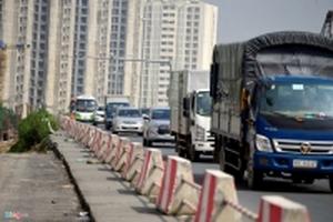 Cao tốc Pháp Vân - Cầu Giẽ thành đại công trường