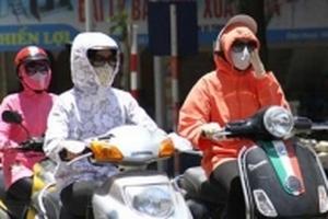 Dự báo thời tiết 28/9: Hà Nội nắng nóng 35 độ