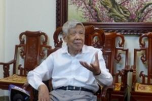 Nguyên Tổng Bí thư Lê Khả Phiêu có ý kiến bằng cấp Bí thư Hải Dương