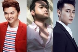 Những mỹ nam Việt từng bị đồn đoán là đồng tính