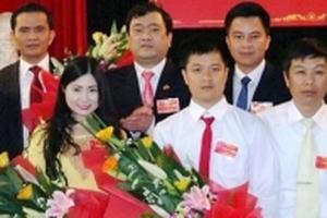 Báo cáo Trung ương việc quy hoạch bà Trần Vũ Quỳnh Anh