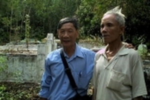 Ông Mẫn và nghĩa trang từ thiện