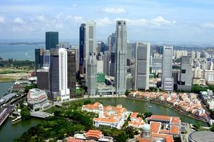 Giá nhà Singapore tăng lần đầu tiên sau 4 năm giảm liên tiếp