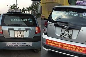 Taxi truyền thống cấp tập 'chống ế'
