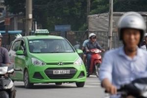 'Taxi công nghệ': Chỉ có gần 30.000 xe tham gia thí điểm?