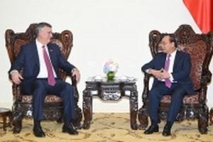 Thủ tướng gặp sếp Boeing, tìm giải pháp cho 'đường bay thẳng Việt - Mỹ'