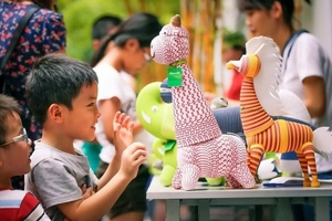 Mẹ share: Kinh nghiệm tổ chức một chuyến dã ngoại thú vị cho gia đình ở Ecopark