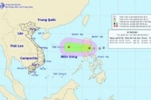 Dự báo thời tiết ngày 8/10: Áp thấp nhiệt đới tiến sát biển Đông, miền Bắc mưa rất lớn