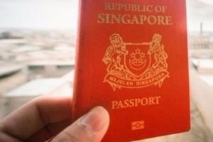 Singapore có hộ chiếu mạnh nhất thế giới